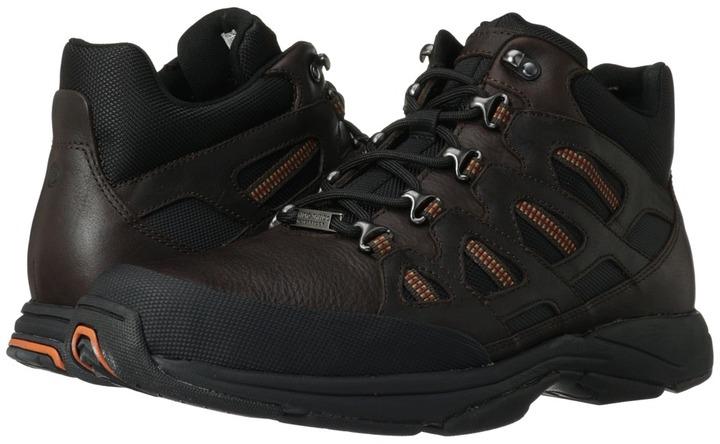 Rockport Kellix (Chocolate) - Footwear