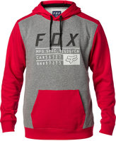 Fox Men's District 3 Pullover Fleece Hoodie