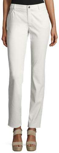 Lafayette 148 New York Thompson Curvy Slim-Leg Jeans, Plus Size