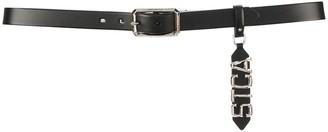 Just Cavalli Logo Tag Belt