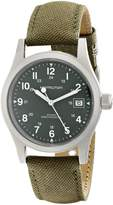 Hamilton Men's HML-H69419363 Khaki Field Dial Watch
