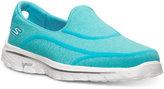 Skechers Women's GOwalk 2 Super Sock 2.0 Walking Sneakers from Finish Line