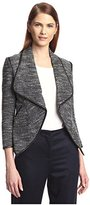 Yigal Azrouel Women's Metallic Tweed Jacket