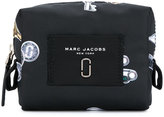 Marc Jacobs Tossed Charms cosmetic bag