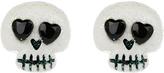 Accessorize Skull Stud Earrings