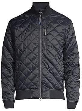Barbour Men's Nautical Astern Quilt Jacket