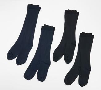 Legacy Men's Compression Trouser Socks Set of 4