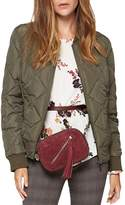 Sanctuary Quilted Bomber Jacket
