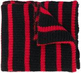 Faith Connexion striped scarf