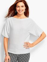 Talbots Dolman Sleeve Sweater - Sparkle