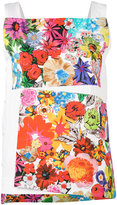Ports 1961 floral patterned blouse - women - Cotton - 38