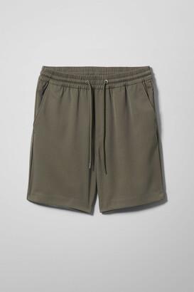 Weekday Olsen Sport Shorts - Black