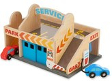 Melissa & Doug Toddler Service Station Parking Garage