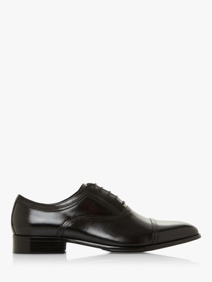 Dune Wide Fit Summers Toe Cap Stitch Detail Oxford Shoes