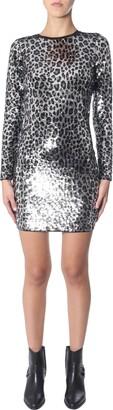 MICHAEL Michael Kors Leopard Dress