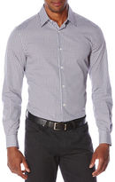 Perry Ellis Multi-Tone Double Check Shirt