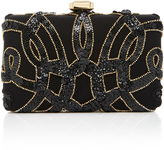 Elie Saab Embroidered Clutch