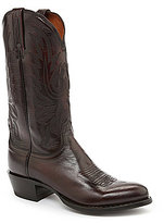 Lucchese Since 1883 Leather Lone Star Calf Western Boots
