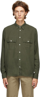 Norse Projects Green Villads 50/50 Shirt