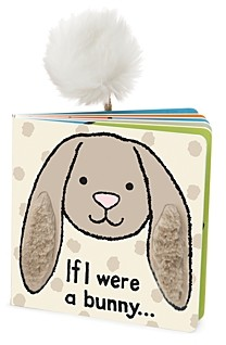 Jellycat If I Were a Bunny Book - Ages 0+