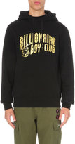Billionaire Boys Club Logo-print cotton-jersey hoody