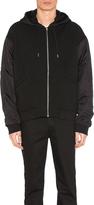 Alexander Wang Nylon Combo Jacket