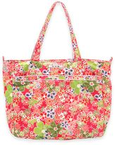 Ju-Ju-Be Super Be Travel Tote in Perky Perennials