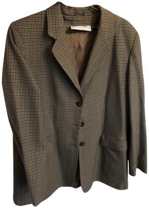 Pierre Cardin Camel Wool Jackets