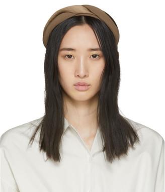 BEIGE Sophie Buhai Classic Turban Headband