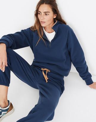 Madewell MWL Betterfleece Half-Zip Sweatshirt