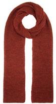 Etoile Isabel Marant Isabel Marant, Étoile Genoa alpaca, wool and linen-blend scarf