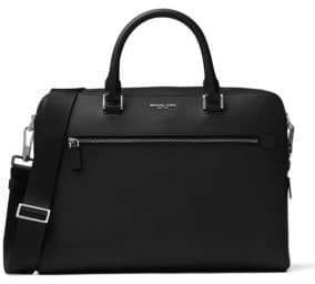 Michael Kors Harrison Leather Briefcase