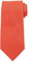 Charvet Micro-Squares Silk Tie