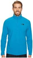 The North Face TKA 100 Glacier 1/4 Zip Men's Sweatshirt