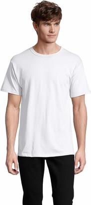 Hanes Men's ComfortSoft Short Sleeve T-Shirt (12 Pack)