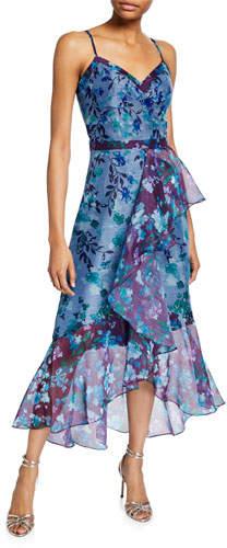 609b5ceb94e65 Notte By Marchesa Ruffle Dress - ShopStyle
