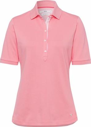 Brax Women's Style Cleo Finest Pique Stretch Polo Shirt