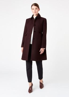 Hobbs Evalina Wool Blend Coat