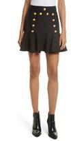 Veronica Beard Women's Morrison Flounce Sailor Skirt