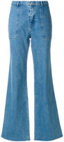 Vanessa Seward Etienne jeans