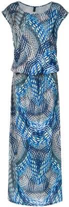 Lygia & Nanny Vinales printed maxi dress