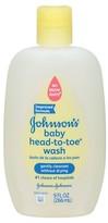 Johnson & Johnson Johnson's Head to Toe Baby Wash - 9 oz.