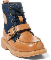 Ralph Lauren Ranger II Leather Boot