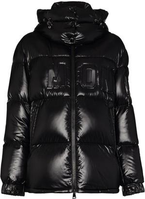 Moncler Guernic logo puffer jacket