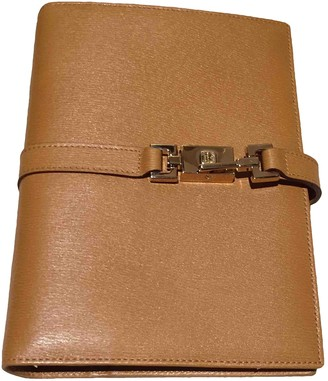 Gucci Camel Leather Purses, wallets & cases