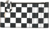 Givenchy checked wallet - men - Calf Leather - One Size