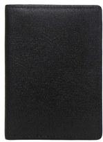 Boconi Men's 'George' Rfid Blocker Slim Leather Card Case - Black