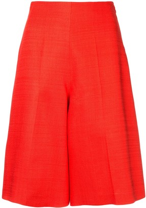 DELPOZO Knee-Length Culottes