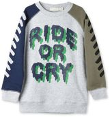Stella McCartney billy print sweatshirt