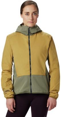 Mountain Hardwear Kor Strata Climb Hooded Jacket - Women's